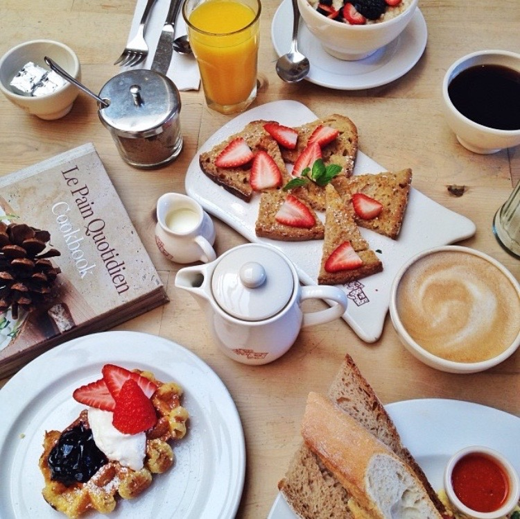 le pain quotidien- sincerely jules 6