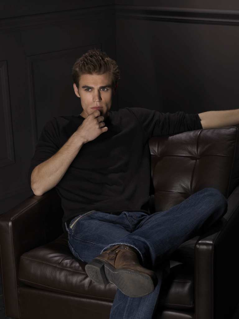 FROM ITV PICTURE DESK LONDON The Vampire Diaries coming soon to ITV2. Pictured [l-r]: Paul Wesley as Stefan This image is [c] Warner Bros. For further information, please contact: emily.page@itv.com