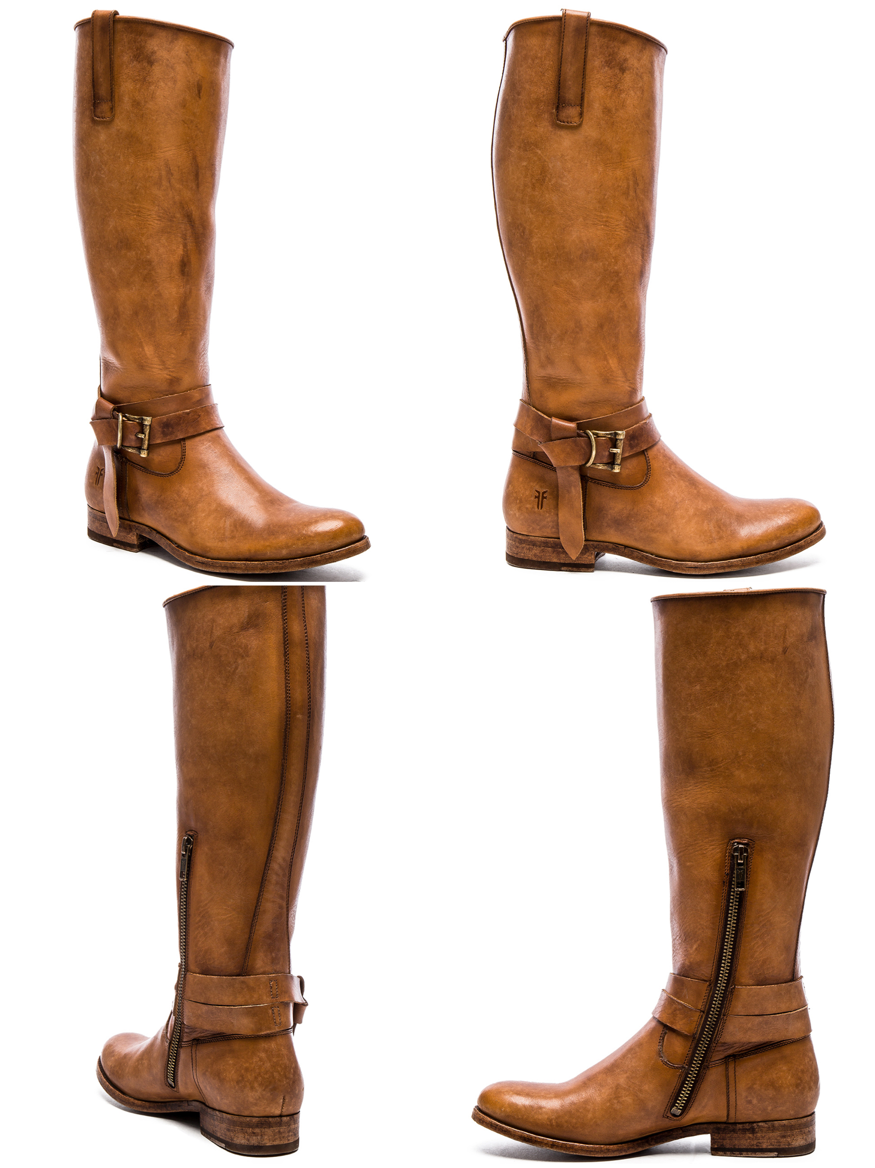 frye- melissa knotted tall