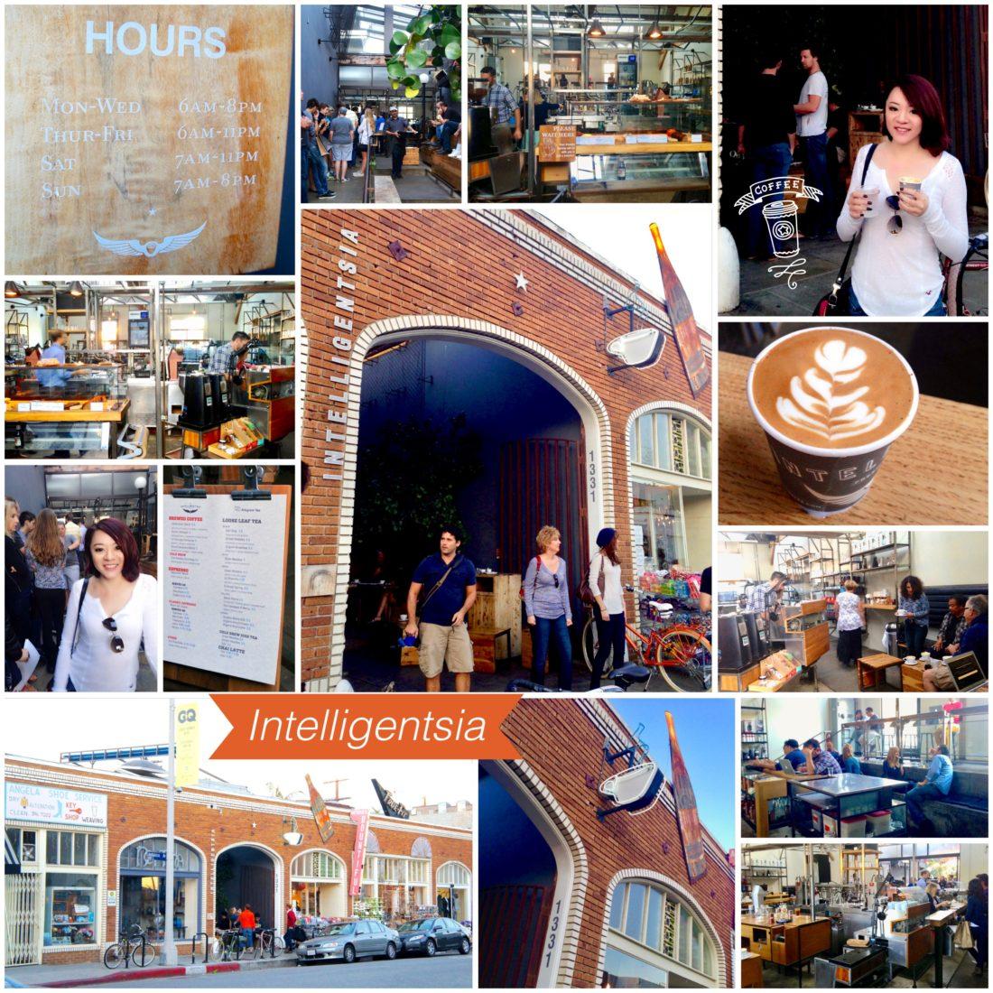 Most Instagrammed Restaurants In La