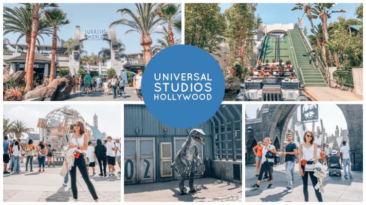 [娛樂旅遊洛杉磯] 身歷其境好萊塢環球影城重新開幕、刺激萬分的「侏羅紀世界」