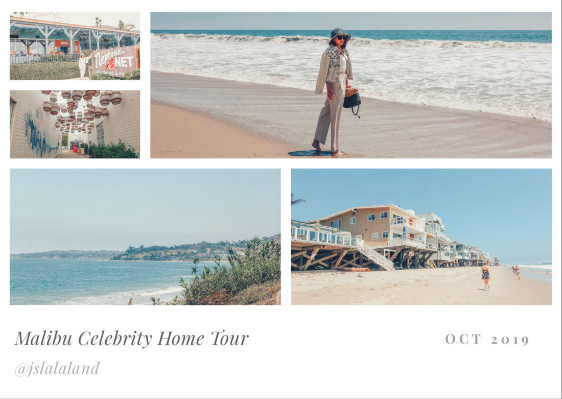 [娛樂洛杉磯] 一睹好萊塢明星生活的馬里布名人豪宅導覽&周遭景點、餐廳介紹